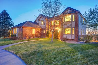 Highlands Ranch Single Family Home Under Contract: 1051 Phipps Place