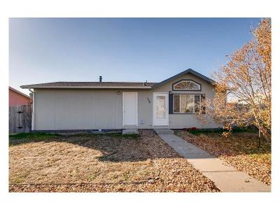 Lochbuie Single Family Home Under Contract: 687 Prairie Avenue