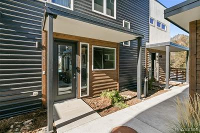 Denver Condo/Townhouse Active: 3181 Lawrence Street