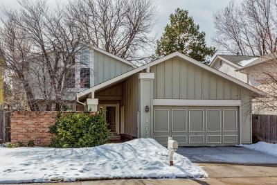 Aurora Single Family Home Under Contract: 12214 East Amherst Circle