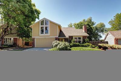 Centennial CO Single Family Home Active: $550,000