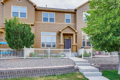 Castle Rock Condo/Townhouse Under Contract: 4009 Nordland Trail