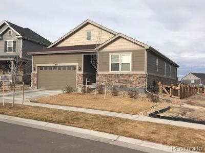 Aurora Single Family Home Active: 7240 South Old Hammer Way