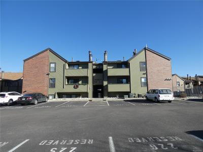 Aurora Condo/Townhouse Active: 11995 East Harvard Avenue #102