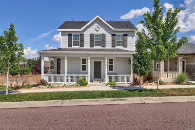 Castle Rock Single Family Home Active: 3650 Shadow Circle
