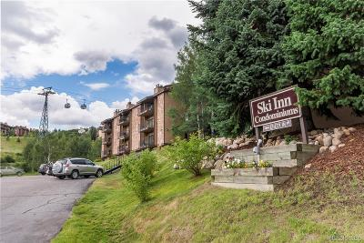 Condo/Townhouse Under Contract: 2350 Ski Trail Court #136
