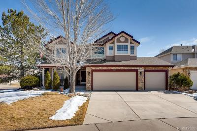 Littleton Single Family Home Under Contract: 9108 West Vandeventor Drive