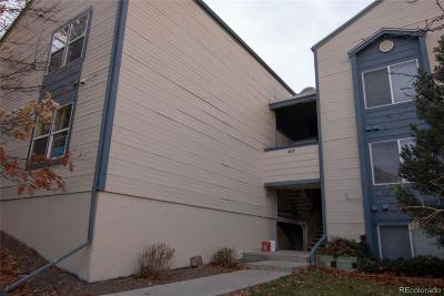 Aurora Condo/Townhouse Active: 407 South Memphis Way #202