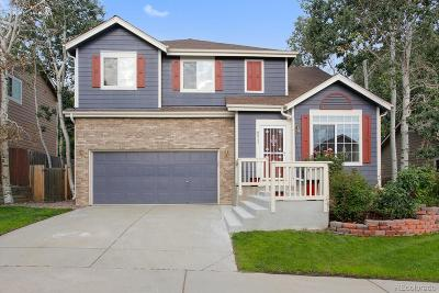 Arvada Single Family Home Active: 6511 Deframe Court