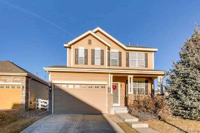 Aurora Single Family Home Under Contract: 1376 South Buchanan Way