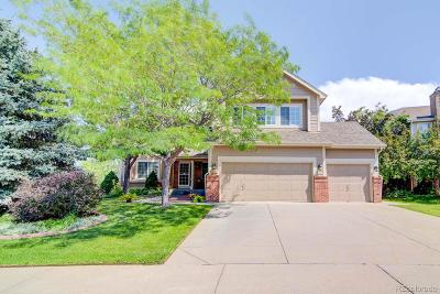 Highlands Ranch Single Family Home Under Contract: 9340 Lark Sparrow Trail