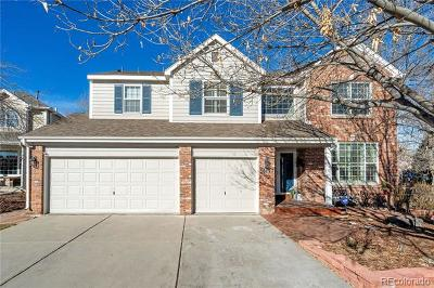 Highlands Ranch Single Family Home Active: 10177 Mountain Maple Lane