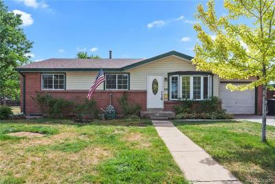 Centennial Single Family Home Active: 6738 South Birch Way