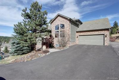 Evergreen Single Family Home Under Contract: 3017 Sun Creek Ridge
