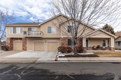Littleton Condo/Townhouse Under Contract: 7700 West Grant Ranch Boulevard #10C