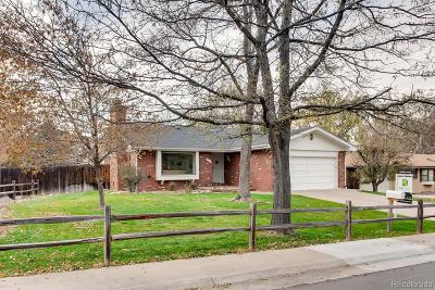 Lakewood Single Family Home Under Contract: 2215 Lee Street