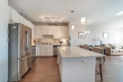 Broomfield Condo/Townhouse Under Contract: 13598 Via Varra Road #406