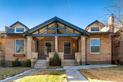 Denver Condo/Townhouse Active: 517 North Marion Street