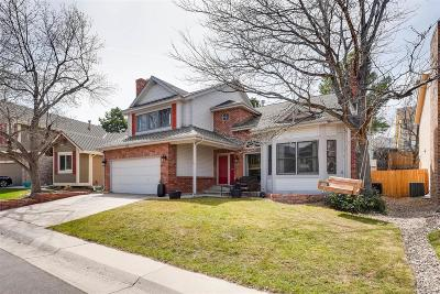 Littleton Single Family Home Under Contract: 1206 East Phillips Place