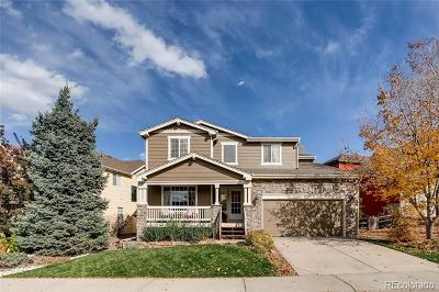Highlands Ranch Single Family Home Active: 9501 Burgundy Circle
