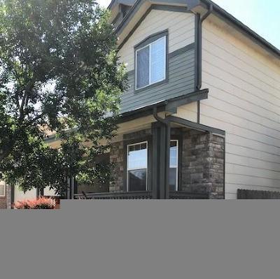 Brighton Single Family Home Active: 4626 Mt Princeton Street