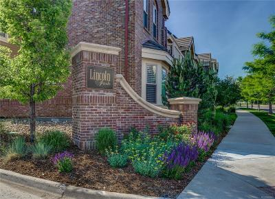 Lone Tree Condo/Townhouse Under Contract: 9154 Mornington Way