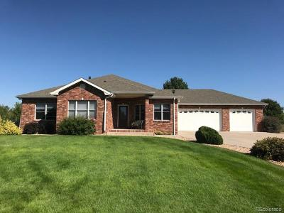Greeley Single Family Home Active: 6123 Ashcroft Road