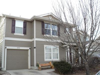 Longmont Single Family Home Under Contract: 10581 Durango Place