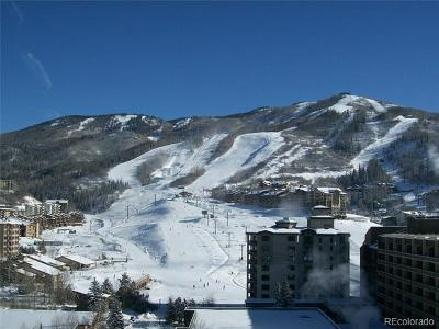 Steamboat Springs Condo/Townhouse Active: 2300 Mt. Werner Circle 418 Qii #Unit 416