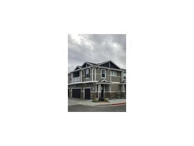 Parker Condo/Townhouse Under Contract: 17100 Waterhouse Circle #E