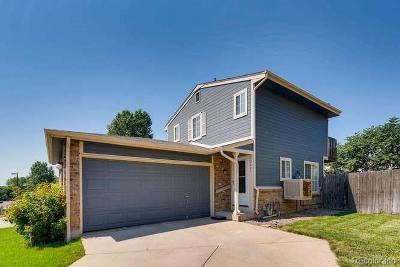 Thornton Condo/Townhouse Under Contract: 12627 Eudora Street