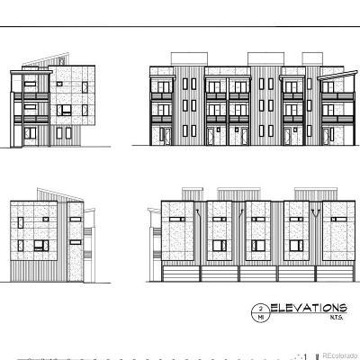 University Hills Condo/Townhouse Active: 4457 East Warren Avenue
