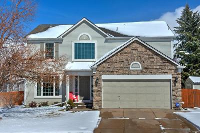 Centennial CO Single Family Home Active: $430,000