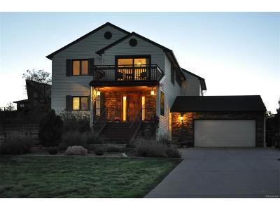 Longmont Single Family Home Active: 7041 Fairways Drive