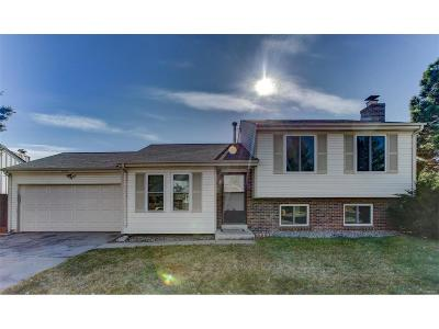 Centennial Single Family Home Under Contract: 17104 East Prentice Drive
