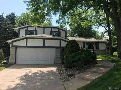 Wheat Ridge Single Family Home Under Contract: 2690 Oak Street