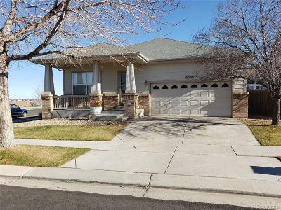 Commerce City Single Family Home Active: 9992 Joplin Street