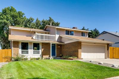 Westminster Single Family Home Under Contract: 4631 West 110th Avenue