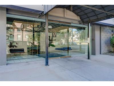 Cap Hill/Uptown, Capital Hill, Capitol Hill Condo/Townhouse Active: 789 Clarkson Street #605