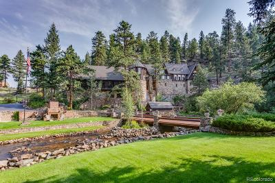 Evergreen Single Family Home Active: 30403 Upper Bear Creek Road