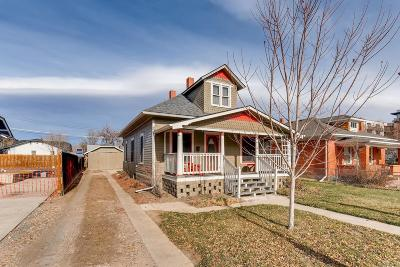 Arvada Single Family Home Active: 7313 Grant Place
