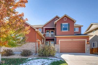 Castle Rock Single Family Home Active: 2611 Cache Creek Court