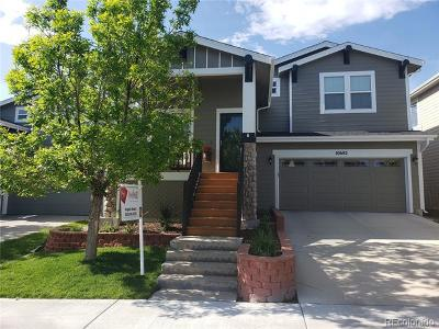 Highlands Ranch Single Family Home Active: 10682 Cherrybrook Circle