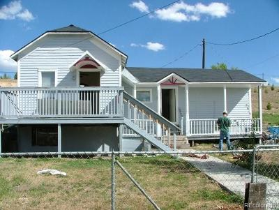 Leadville Single Family Home Active: 1911 South Hwy 24 Stringtown Highway