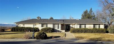 Boulder County Single Family Home Active: 425 Karsh Drive