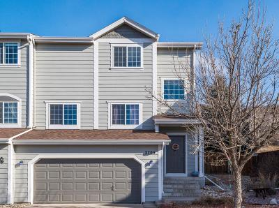 Castle Rock Condo/Townhouse Under Contract: 2705 Live Oak Court