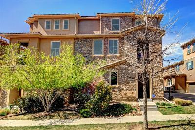Highlands Ranch Condo/Townhouse Active: 3457 Cascina Place #C