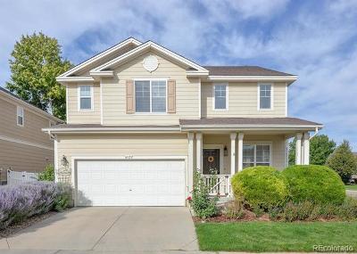 Longmont Single Family Home Active: 4131 Florentine Drive