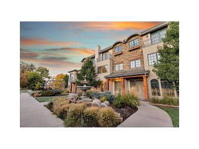 Denver Condo/Townhouse Active: 301 Harrison Street #103