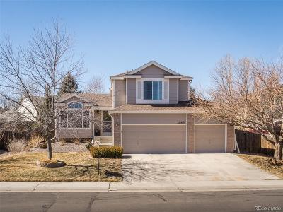 Broomfield Single Family Home Under Contract: 12475 Utica Street